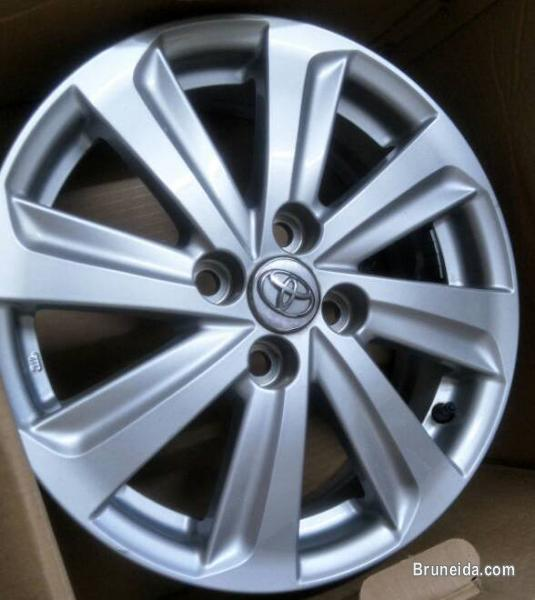 Picture of Used Toyota Sport Rim