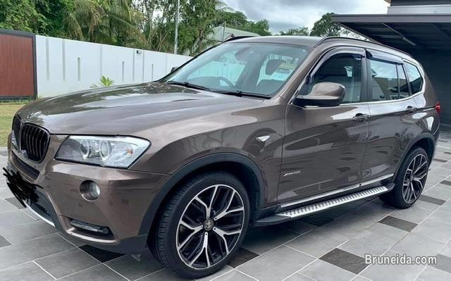 Picture of BMW X3 Year 2012 for Sale (Jun-20)