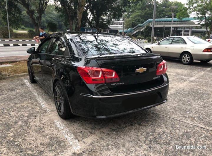 Pictures of Cruze 1. 6 2015