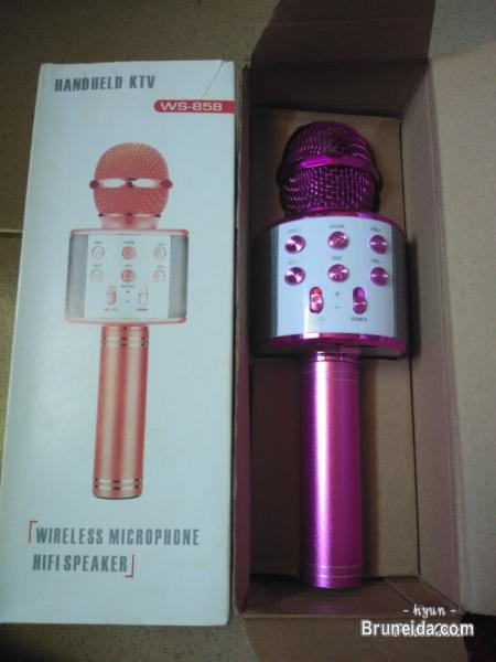 Picture of Bluetooth Microphone