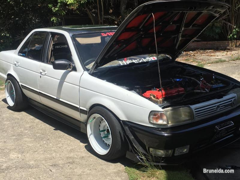 Picture of Nissan Sunny b13