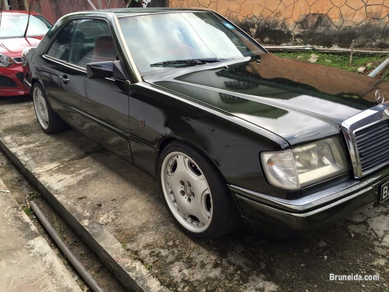 Picture of Mercedes w124 coupe 300CE