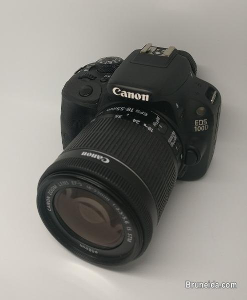 Picture of CANON 100D AND CANON M10 WANTED