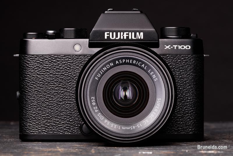 Picture of Mencari Fujifilm xt100