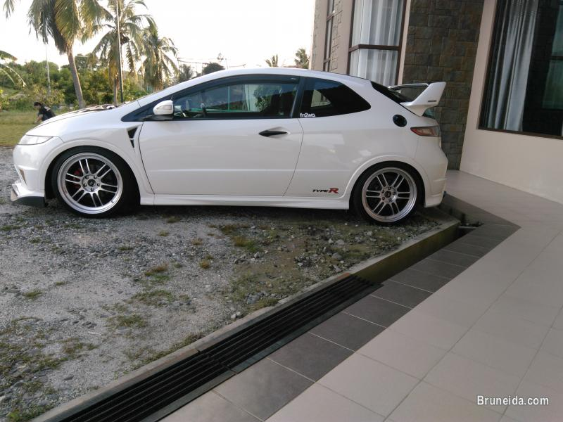 Honda Civic FN2 Type R (euro R) for sale or swap with sport bike