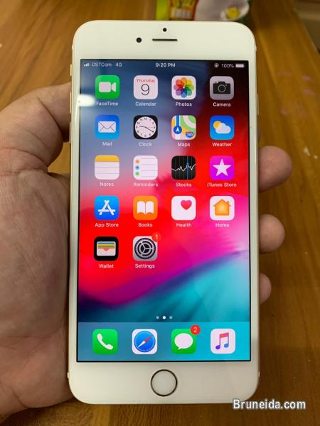 Pictures of Iphone 6 Plus (Gold)