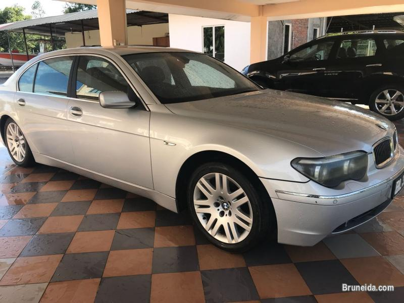 Picture of BMW 7 series 2003 For sale