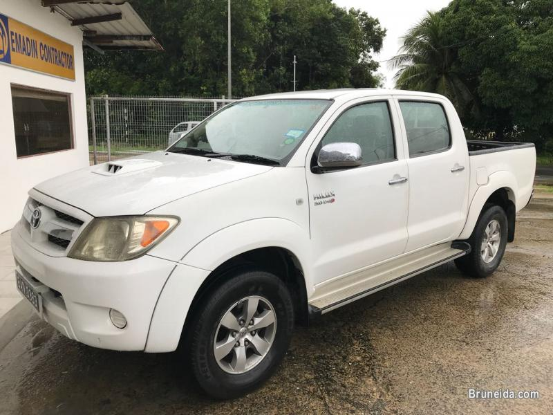 Picture of Toyota Hilux 3. 0D For Sale