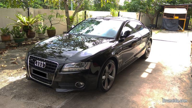 Picture of Audi A5 3. 2 v6 coupe (2door)