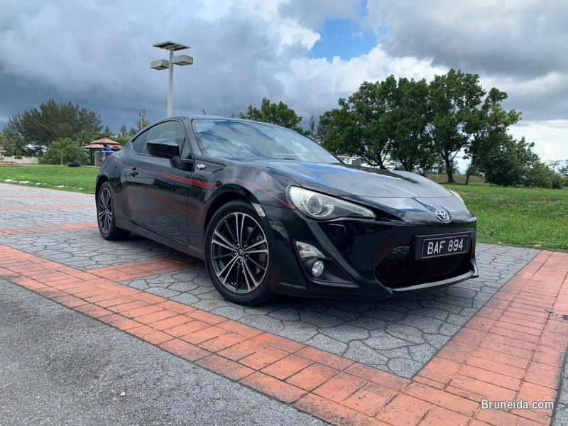 Pictures of Toyota FT86 (Automatic) Year 2012