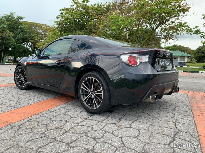 Toyota FT86 (Automatic) Year 2012