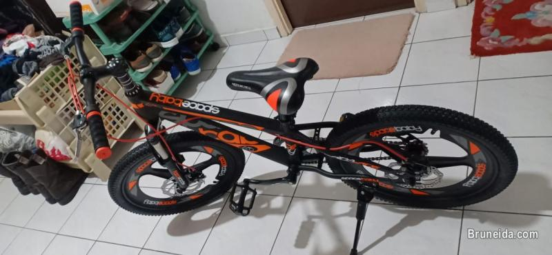 Picture of Bike SELL for selection space baby!!!