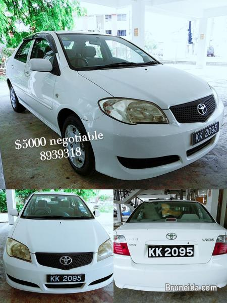 Picture of TOYOTA VIOS for SALE!! $5000 ( Negotiable)