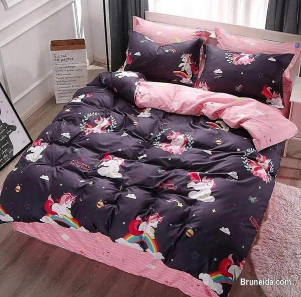 Cheapest in town Cadar with comforter sets 6 in 1 in Brunei Muara - image