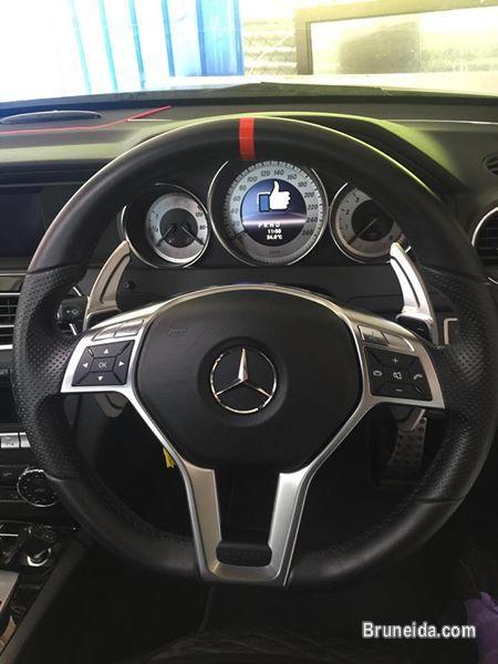 2013 Mercedes Benz C180 2 Drs Coupe For Sale (No Swap) - image 3