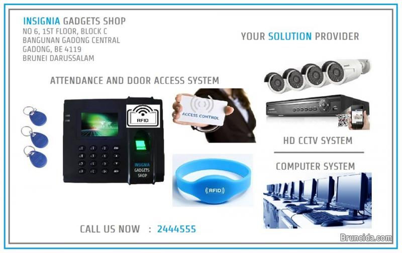 Picture of Computer & CCTV System
