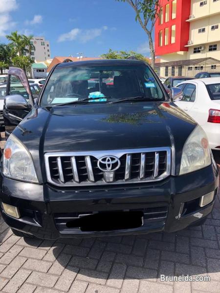 Picture of Toyota Prado for Sale