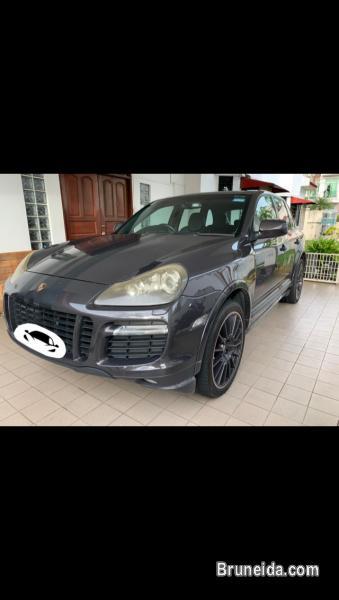 2010 Porsche Cayenne GTS (Ltd) in Brunei - image