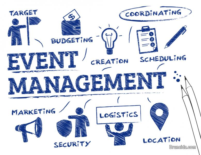 Pictures of FREELANCE EVENT MANAGEMENT