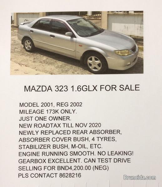 Picture of Mazda 323 1. 6GLX FOR SALE