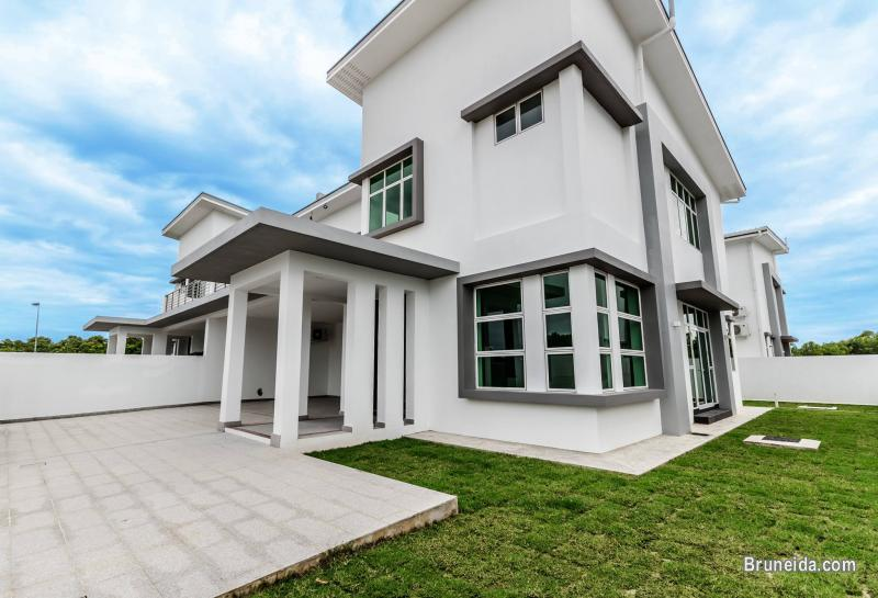 Brand New and Beautiful Lambak Semi-Detached House for RENT