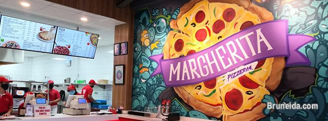 Picture of Pizza Maker (Margherita Pizzeria) - Brunei Muara