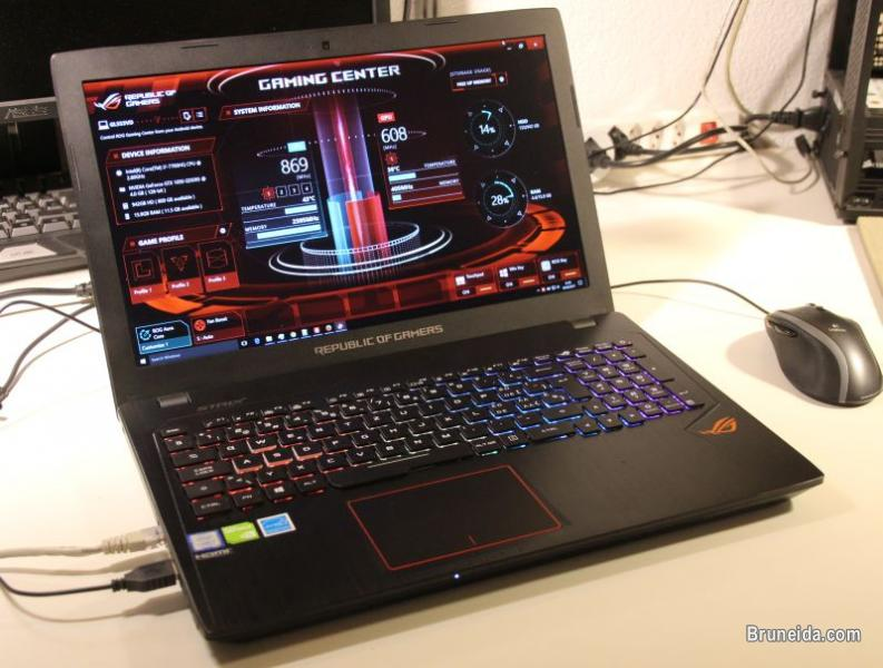 Pictures of For Sell ASUS ROG GL553VD (Used)