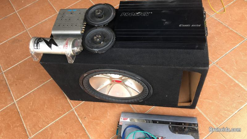 Picture of Soundsystem for sale