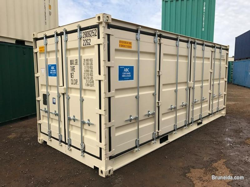 Picture of 20ft Site Access Container