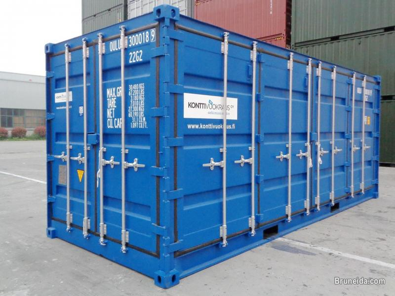 Pictures of 20ft High Cube Container