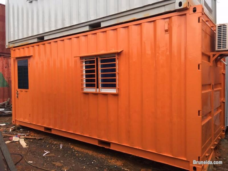 20ft Portable Office Cabin Container with Air-cond in Brunei
