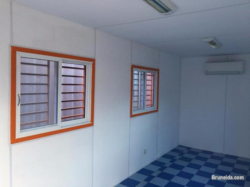 Picture of 20ft Portable Office Cabin Container with Air-cond in Brunei Muara