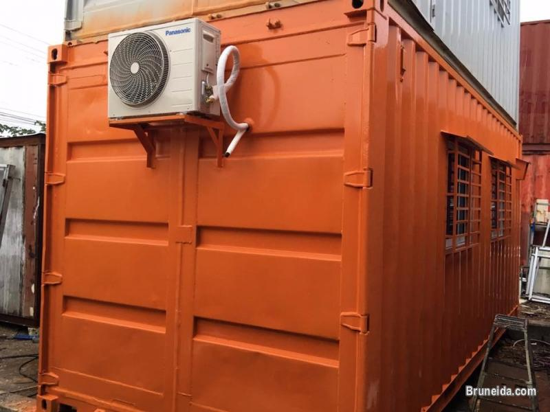 Picture of 20ft Portable Office Cabin Container with Air-cond in Brunei