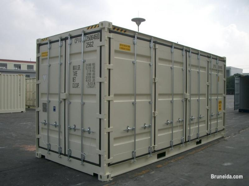 Picture of 20FT Open Sites Access Container