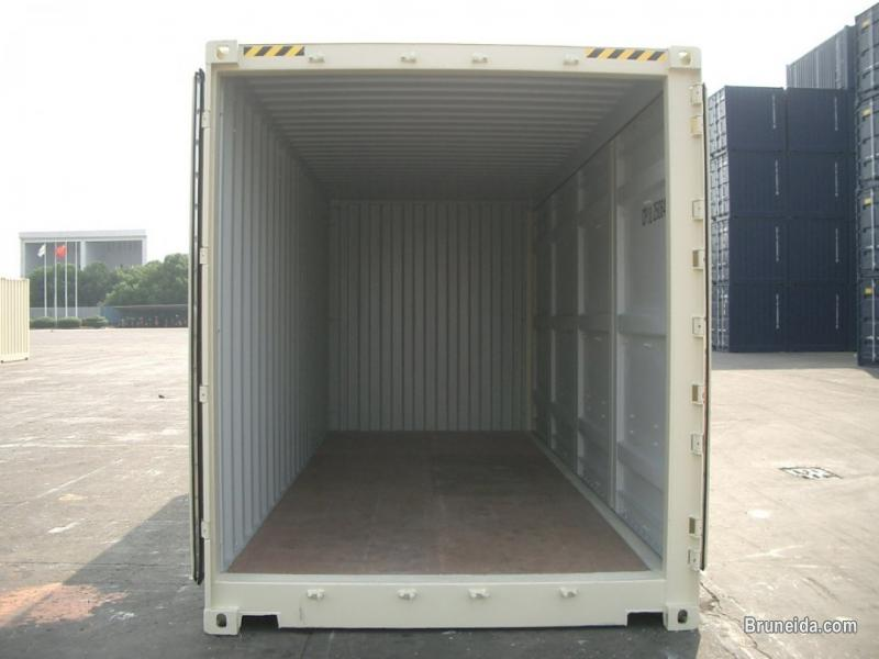 20FT Open Sites Access Container in Temburong