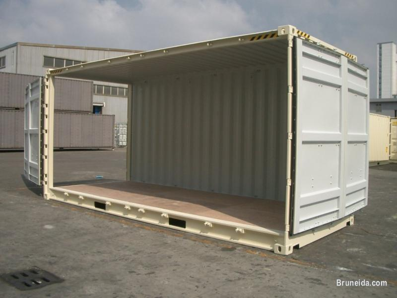 20FT Open Sites Access Container in Brunei