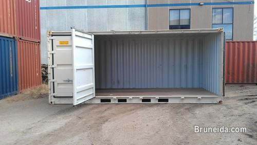 Picture of 20FT Open Sites Access Container in Temburong