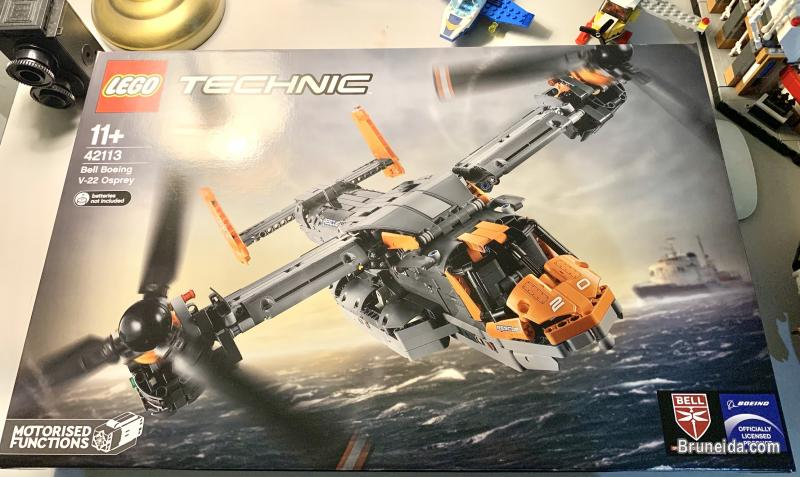 Picture of LEGO TECHNIC 42113