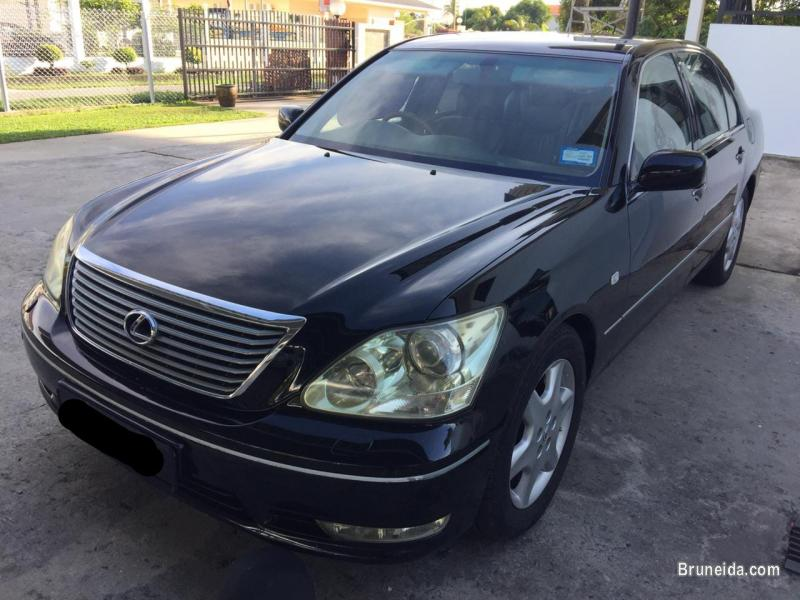 Pictures of Toyota Lexus Ls430 For Sale