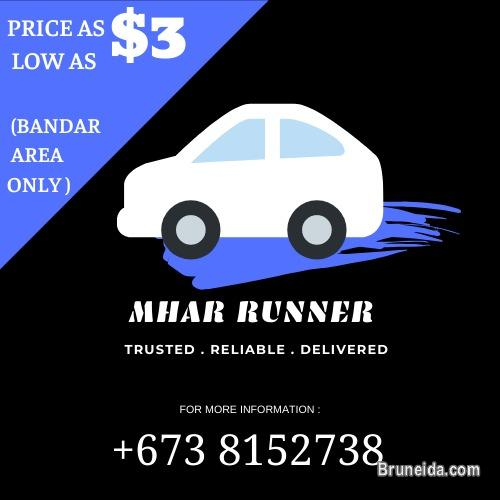 Picture of Runner/Uber services