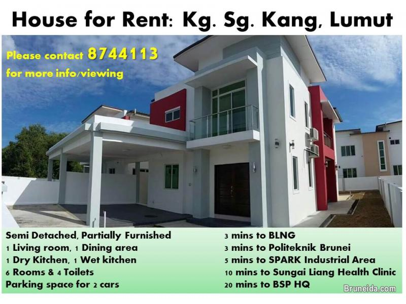 Picture of AFFORDABLE SEMI DETACHED HOUSE FOR RENT