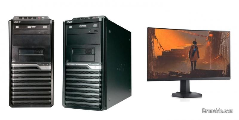 Pictures of Desktop PC i7