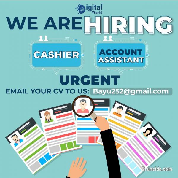 Picture of Job Vacancy