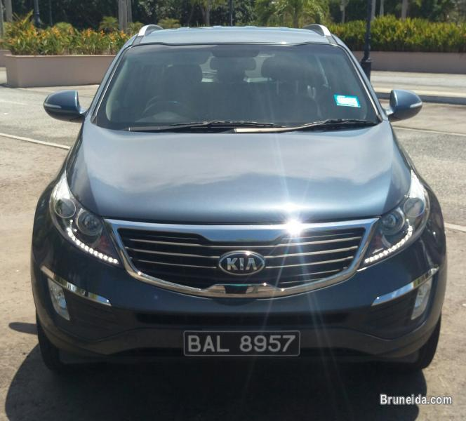 Picture of 2013 KIA Sportage 2. 4L