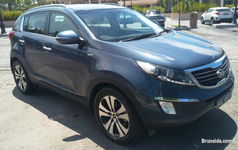 Picture of 2013 KIA Sportage 2. 4L in Brunei Muara
