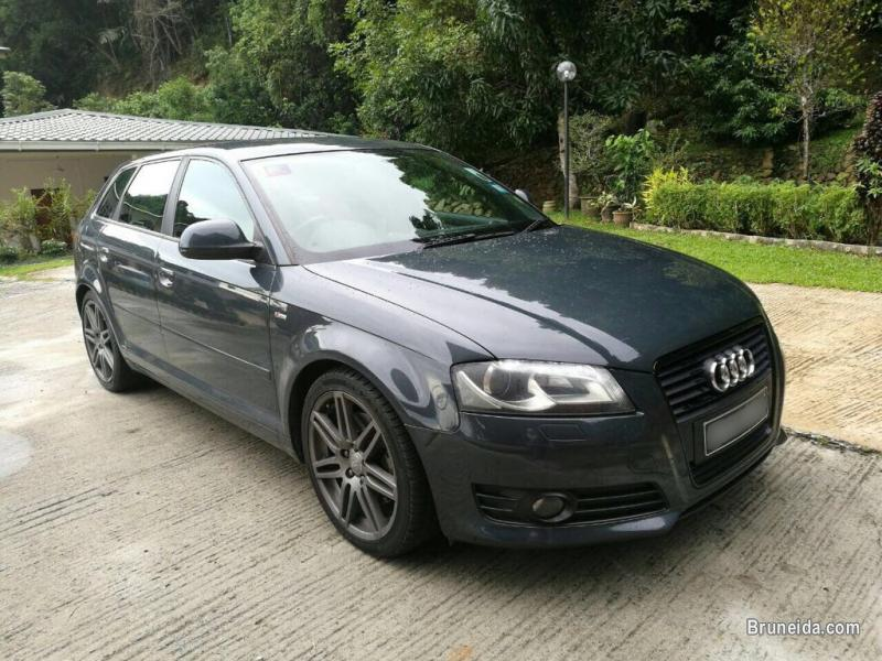 Picture of AUDI A3 2. 0TFSI