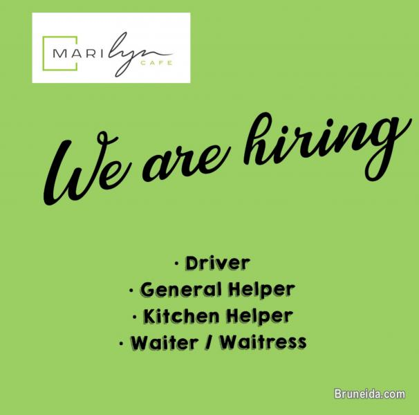 Job Vacancy Full time / Part time