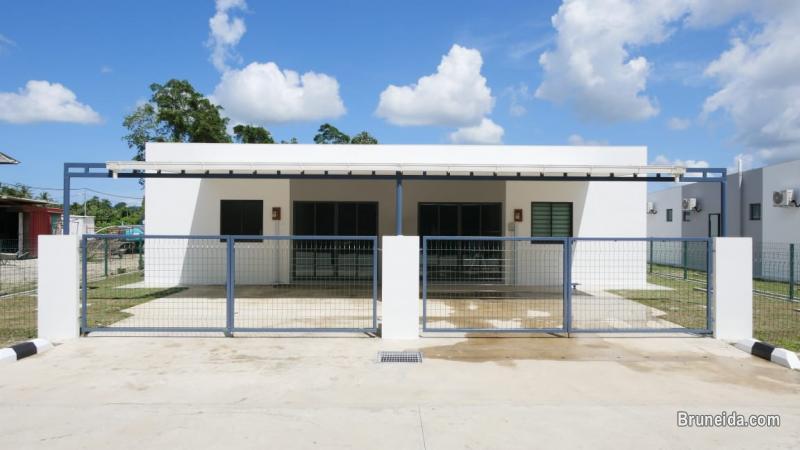 1 Storey Semi Detached House (Lease) in Brunei