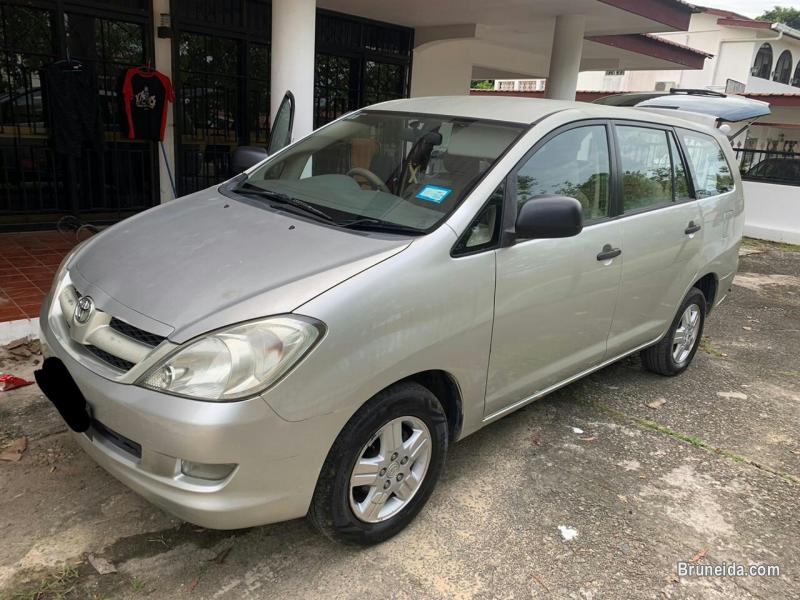 Picture of Toyota innova diesel manual $8500 fixed