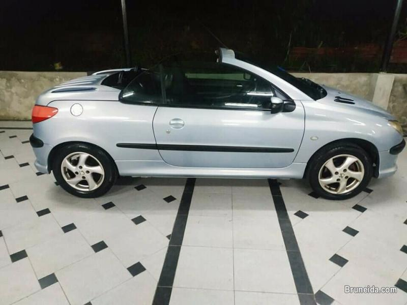 Picture of URGENT TO LET GO!!Peugeot 206 cabriolet $5500 fixed